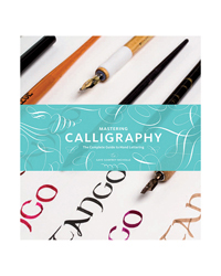 Mastering Calligraphy Book