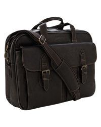 Breckenridge Double Snap Laptop Bag