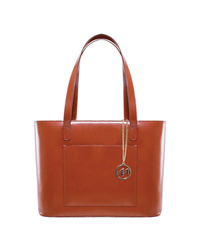 Alyson Leather Tote