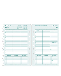 all of our planners and refills franklincovey
