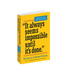 It Always Seems Impossible Until It's Done Book