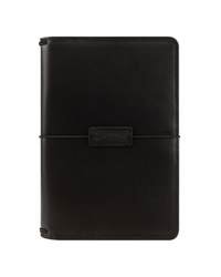 Travelers Leather Elastic Cover