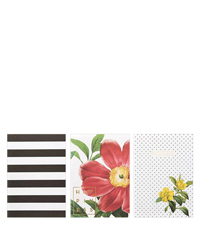 Designer Notebooks 3 Pack