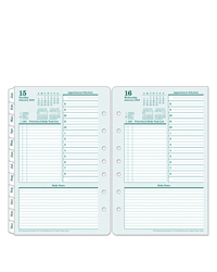 Original One-Page-Per-Day Ring-bound Planner