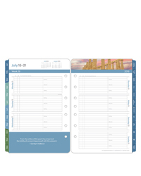 Leadership Weekly Ring-bound Planner
