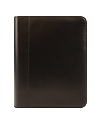 Smith Leather Open Binder