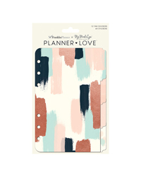 Brushed Planner Love Tab Dividers