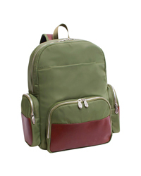 Cumberland Nylon Backpack