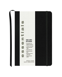 Essentials Large Grid Notebook