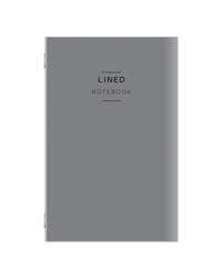Travelers Lined Notebook