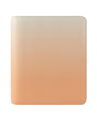 Savannah Simulated Leather Open Binder