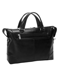 Arcadia Leather Laptop Briefcase