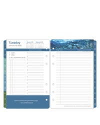 Leadership Daily Ring-bound Planner