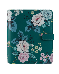 Splendor Planner Love Simulated Leather Snap Binder
