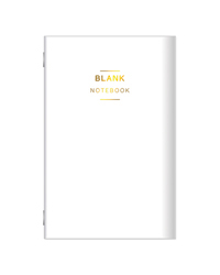 Travelers Blank Notebook