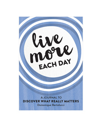 Live More Each Day Guided Journal
