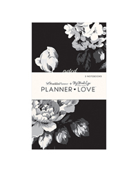 Gingham Farm Planner Notebooks 3-Pack
