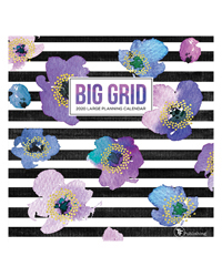 2020 Big Grid - Design Mini Calendar