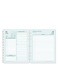 Original Daily Ring-bound Planner
