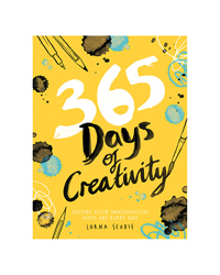 365 Days of Creativity Book