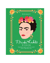 Pocket Wisdom: Frida Kahlo Book