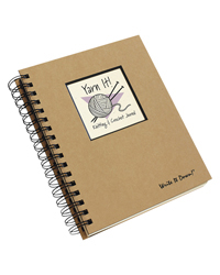 Write It Down Journal - Knitting & Crochet