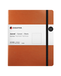 Sheaffer Dotted Journal