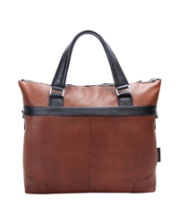 Eastward Leather Briefcase