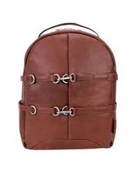 Oakland Leather Backpack