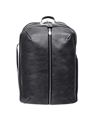 Englewood Leather Weekend Backpack