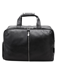 Avondale Leather Duffle
