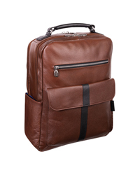 Logan Leather Backpack