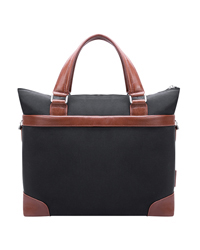 Eastward Nylon with Leather Trim Duffle