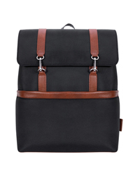 Element Nylon with Leather Trim Backpack