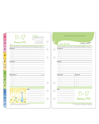 Her Point of View Weekly Ring-bound Planner
