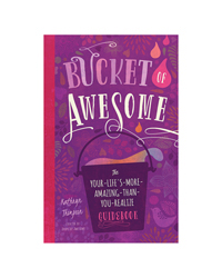 Bucket of Aweome Guided Memory Book