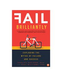 Fail Brilliantly Book
