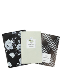 Gingham Farm Planner Love Floral Travelers Cover and Planner Bundle