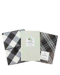 Gingham Farm Planner Love Gingham Travelers Cover and Planner Bundle