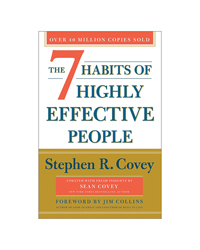The 7 Habits of Highly Effective People 30th Anniversary Paperback