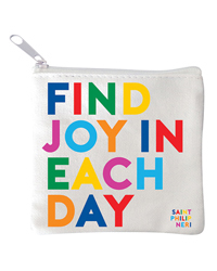 Mini Pouch - Find Joy
