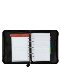FC Basics Binder with Textures Weekly Planner