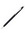 Century Pencil - .7MM - Black Lacquer