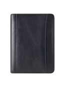 FC Signature Nappa Leather Zipper Binder