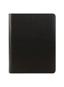 Simulated Leather Open Binder