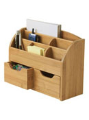 Space-saving Desk Organizer