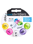 Cord Identifiers 5 ct.