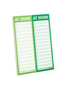 At Home/At Work Perforated Pad