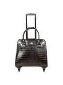 Crocodile Trolley Bag