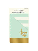Coral Planner Love Pocket Dividers